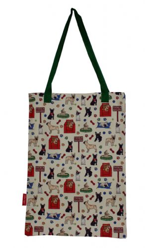 Selina-Jayne French Bulldog Limited Edition Designer Tote Bag
